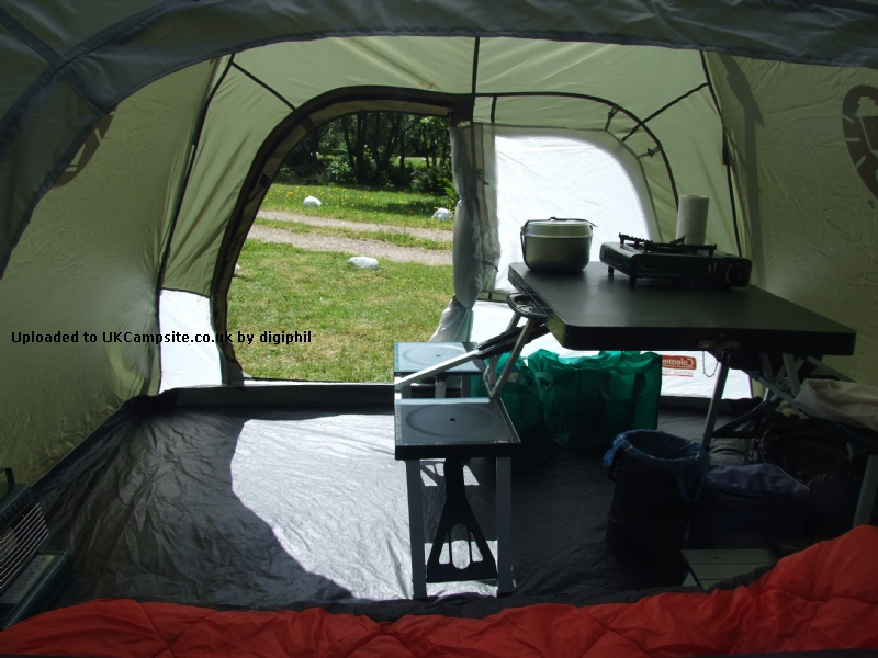 Coleman Instant Up Touring Tent  Person