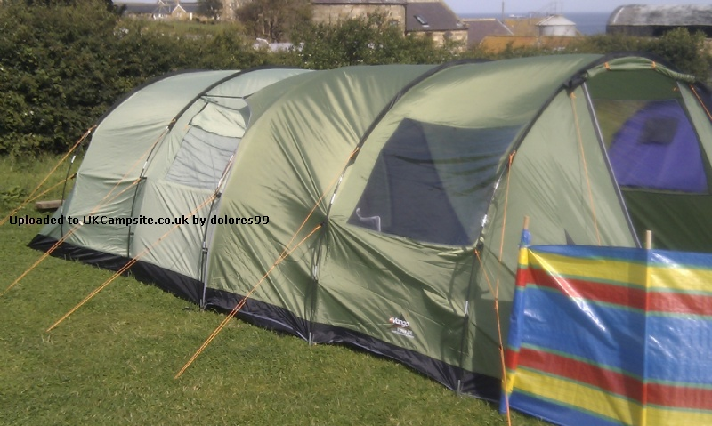 Vango Icarus 500 Enclosed Canopy Tent Extension Reviews And Details