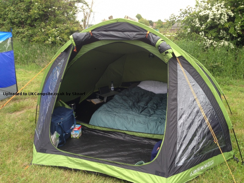 Vango Ark Ds 400 Tent Reviews And Details