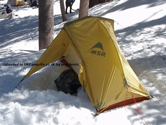 If ... & MSR Hubba HP Tent Reviews and Details