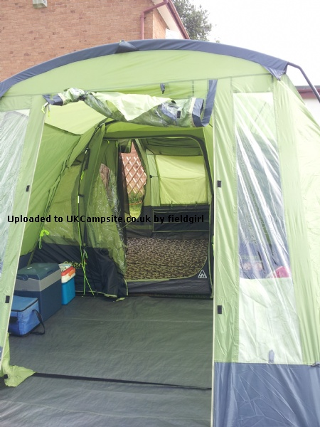 Gelert Universal Side Porch Tent Extension Reviews And Details