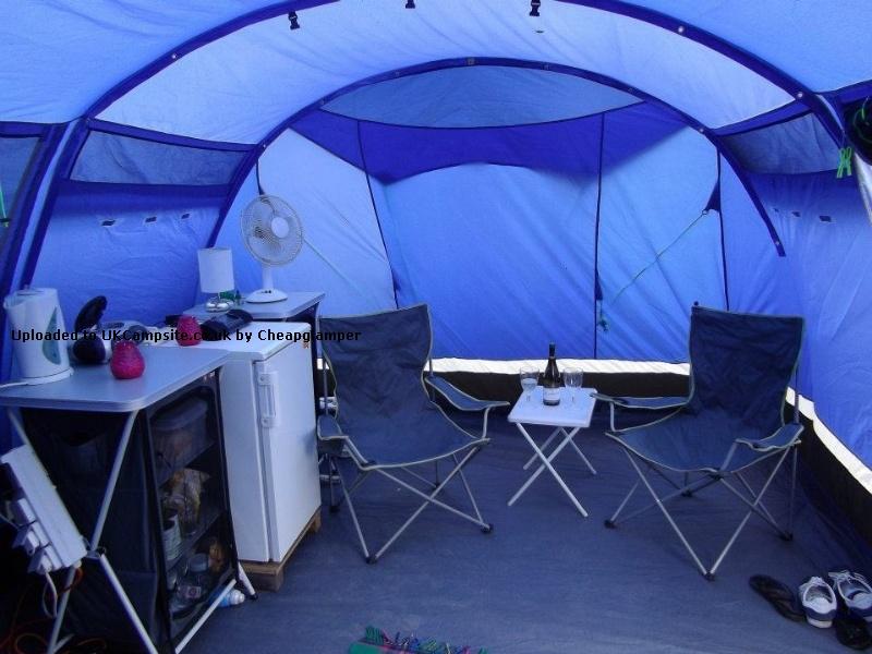 Kalahari Awning Tent