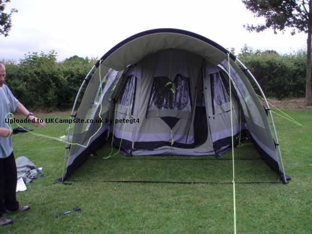 If ... & Outwell Trout Lake 4 Tent Reviews and Details