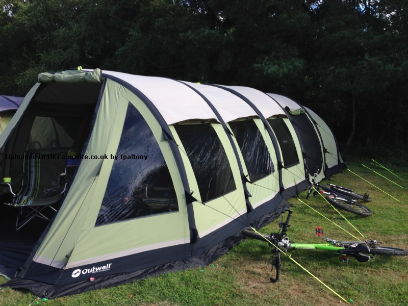 If ... & Outwell Concorde L Tent Reviews and Details