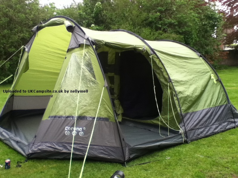 If ... & Gelert Corona 6 Tent Reviews and Details
