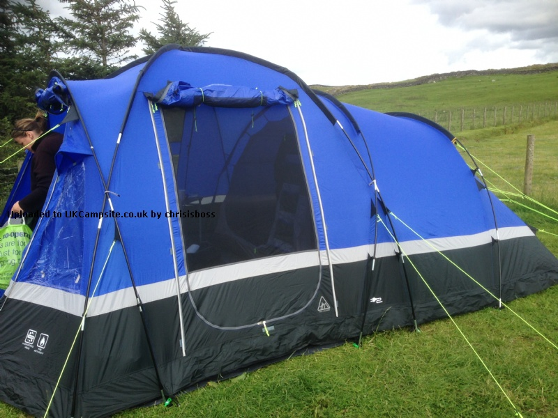 If ... & Hi Gear Voyager 4 Tent Reviews and Details
