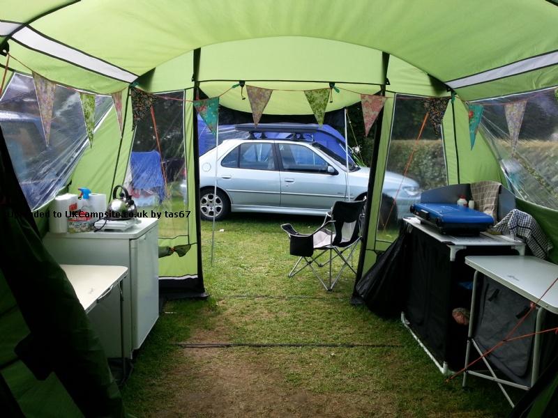 If ... & Vango Samara 600 Tent Reviews and Details
