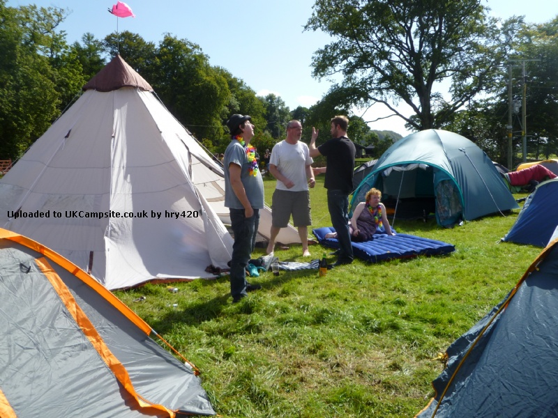 super popular 5a85c 748f0 Pro Action/Argos 12 Person Teepee