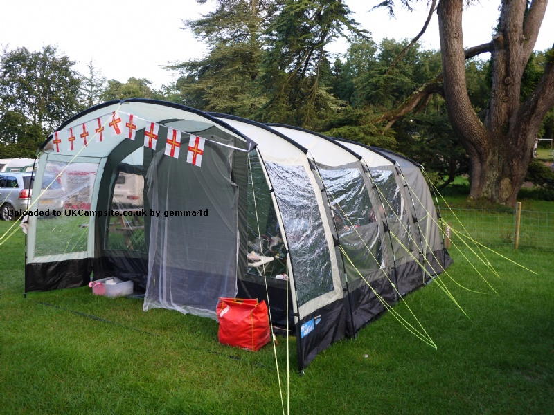 Kampa Hayling 6 Tent Reviews And Details