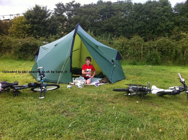 Member Uploaded Images - click to enlarge & Terra Nova Laser Space 2 Tent Reviews and Details