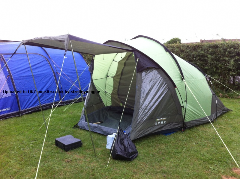 If ...  sc 1 st  UK C&site & Halfords Urban Escape Osaki 3 Tent Reviews and Details