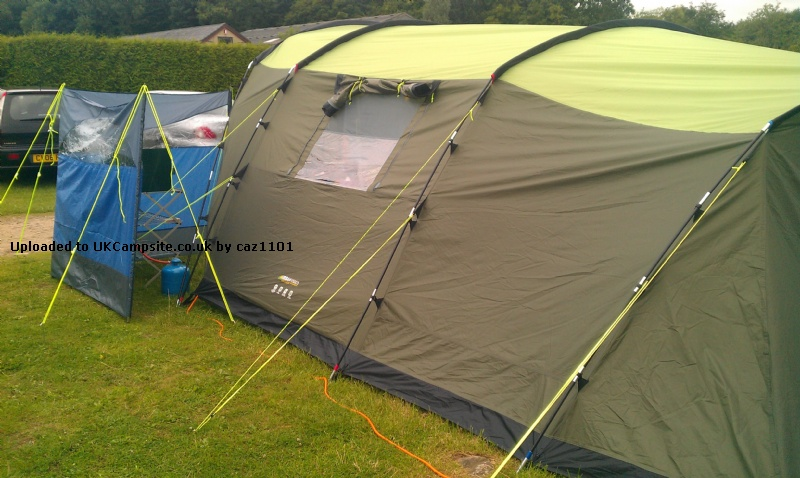 If ... & Halfords Urban Escape Atago 5 Tent Reviews and Details