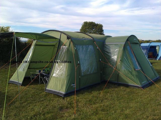 Vango Tigris Xl Canopy 600 800sd Tent Extension Reviews