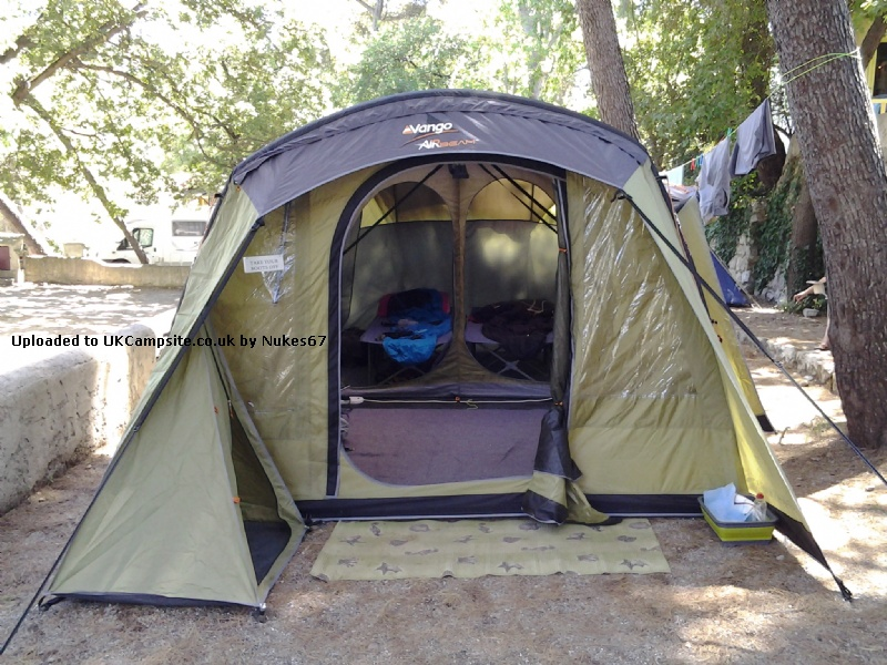 If ... & Vango Evoque 600 Airbeam Tent Reviews and Details