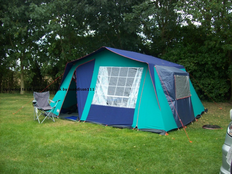 If ... & Lichfield Montana 6 Tent Reviews and Details