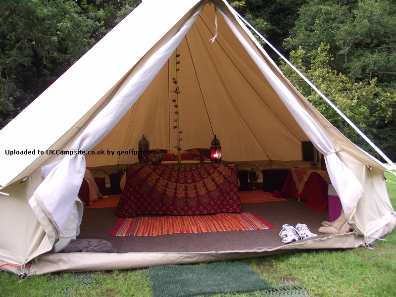 If ... & Karma Canvas 5m ZIG Bell Tent Tent Reviews and Details