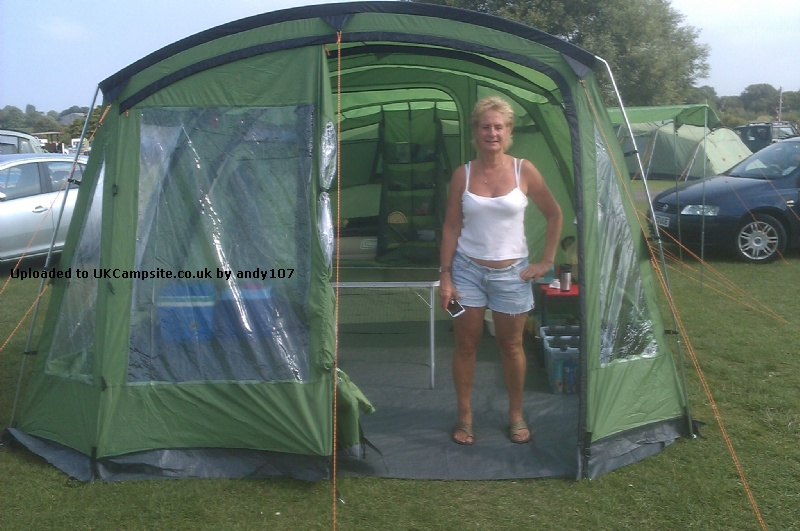 If ... & Easy Camp Boston 600 Awning Tent Extension Reviews and Details
