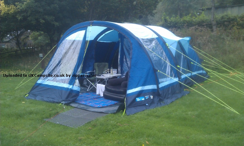 Kampa Filey 5 Air Tent Reviews And Details