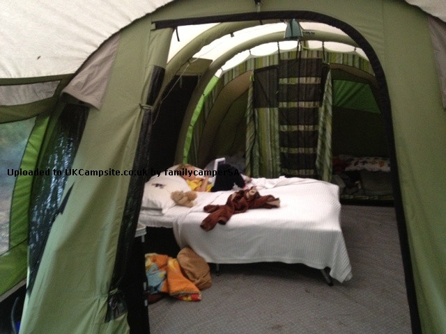 Outwell Concorde L Tent Reviews And Details