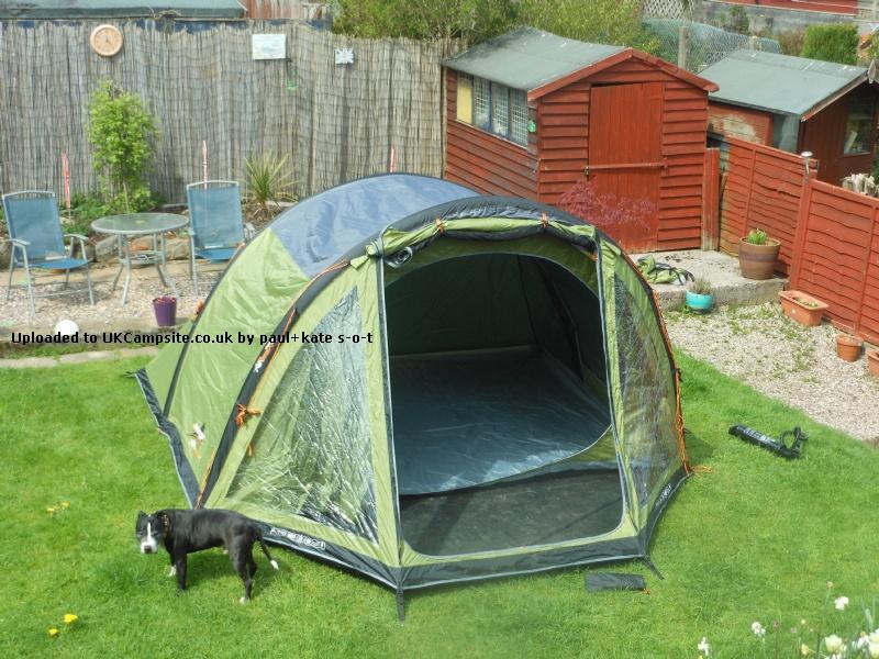 Vango Family - Flux AirBeam® tent filmed 2013 - YouTube