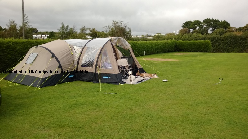 Kampa Southwold 4 8 Air Canopy Tent Extension Reviews And