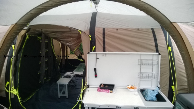 If ... & Kampa Southwold 8 Air Tent Reviews and Details