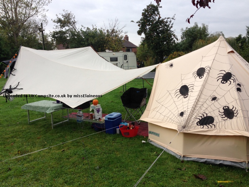 If ... & FBA Bell Tent 3 Metre Tent Reviews and Details