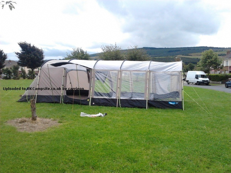 Kampa Croyde 8 Tent Reviews And Details