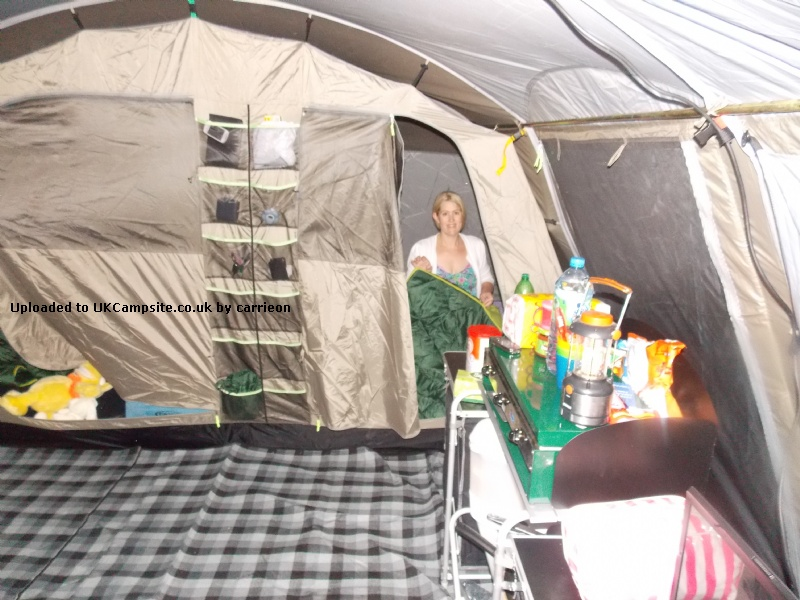 If ... & Kampa Croyde 8 Tent Reviews and Details