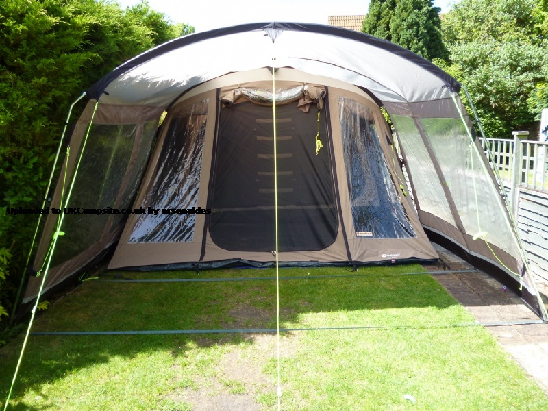 Outwell Yukon River 6 Tent Reviews And Details