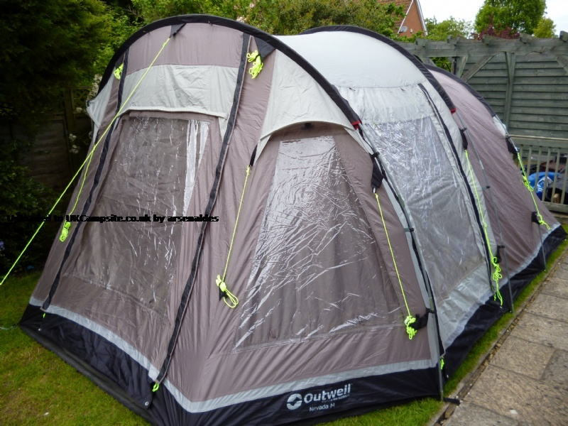 Outwell Nevada Mp Tent Reviews And Details