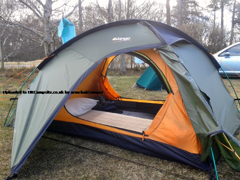 If ... & Vango Halo 200 Tent Reviews and Details