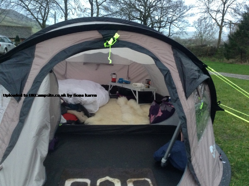If ... & Outwell Fusion 300 Tent Reviews and Details