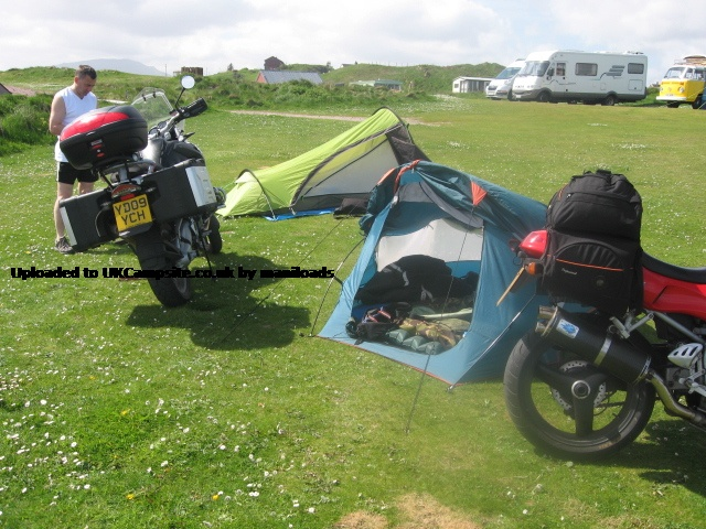 If ... & Aztec Tarn Tent Reviews and Details