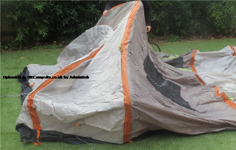 If ... & Kelty Mach 6 Airpitch Tent Reviews and Details