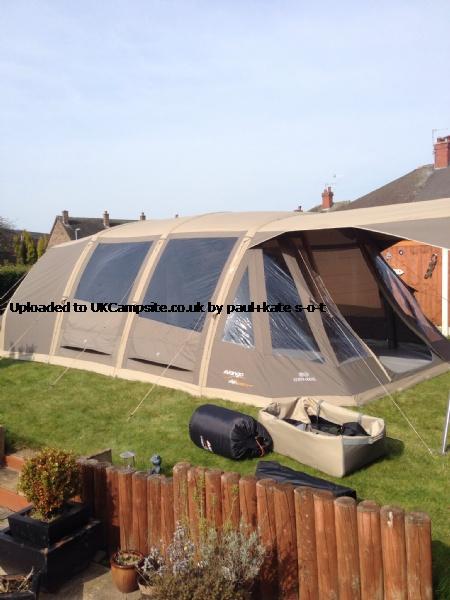 Vango Eden 600 Xl Airbeam Tent Reviews And Details