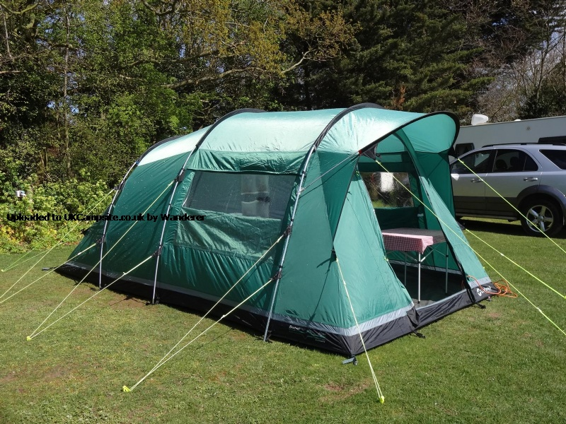 If ... & Outwell Birdland M Tent Reviews and Details