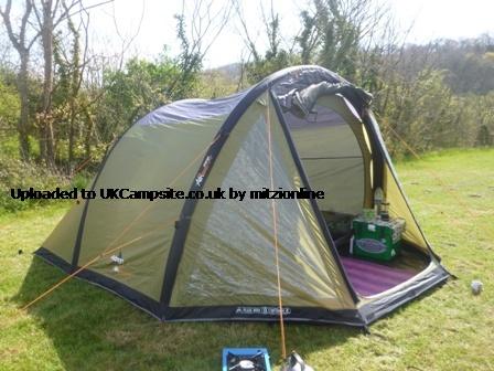 Vango Flux 500 Airbeam Tunnel Tent by Vango for £375.00