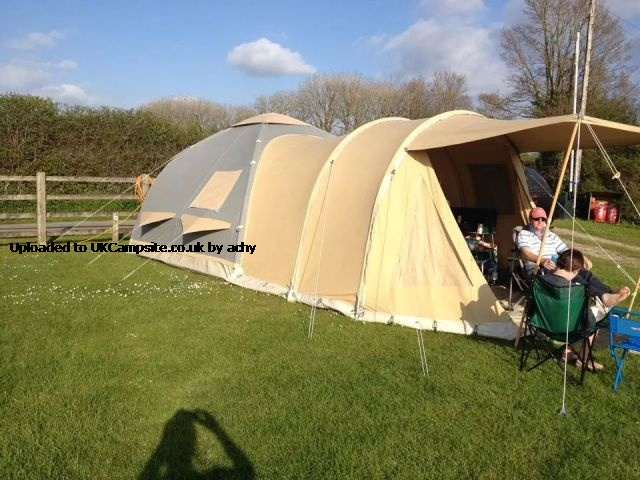 If ... & Karsten 350 Standard Pod Tent Reviews and Details