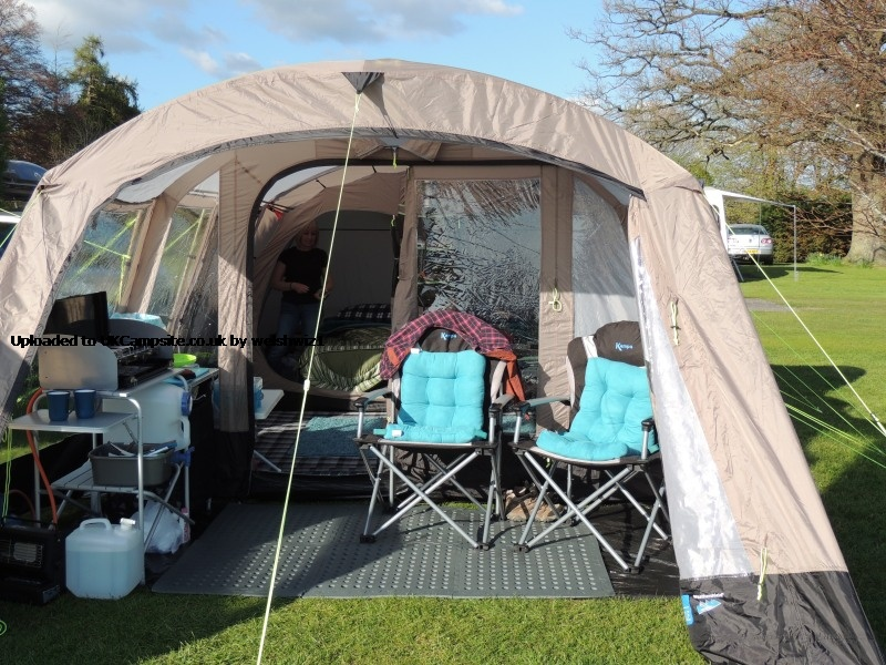 Kampa Croyde 4 Tent Reviews And Details