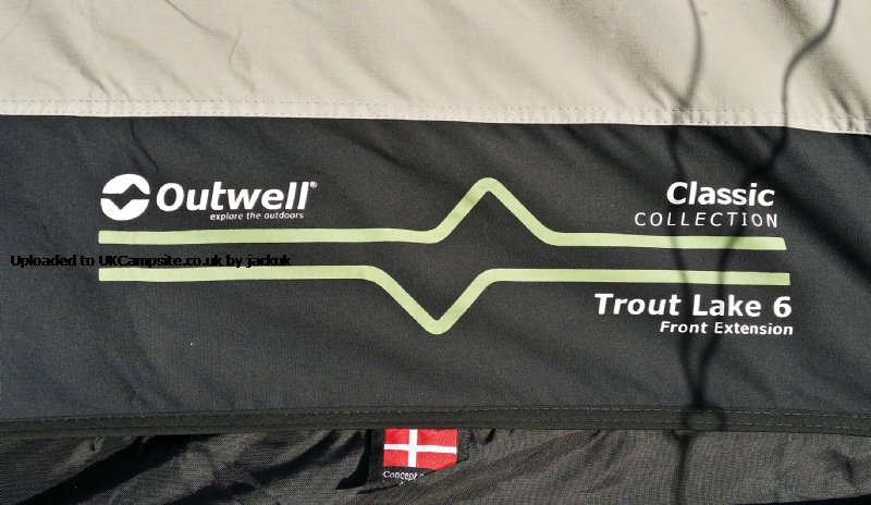 If ... & Outwell Trout Lake 6 Tent Reviews and Details