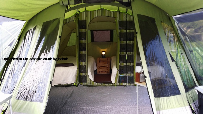 three bedroom tent family weekend tent recommendations ukcampsite co uk 13525