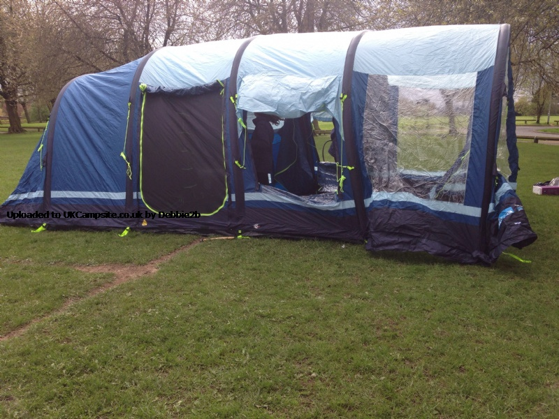 Kampa Filey 6 Air Tent Reviews And Details Page 3