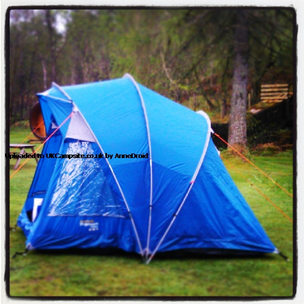 If ...  sc 1 st  UK C&site & Pro Action/Argos Regatta Premium 2 Man Tent Reviews and Details