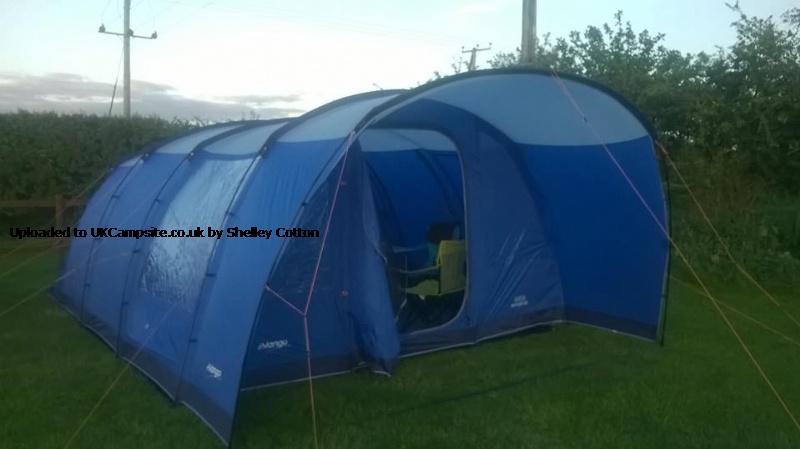 If ... & Vango Anteus 600 Tent Reviews and Details