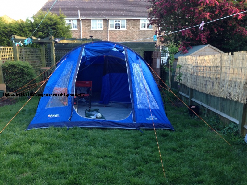 Vango woburn 500 tent reviews and details for Woburn showcase