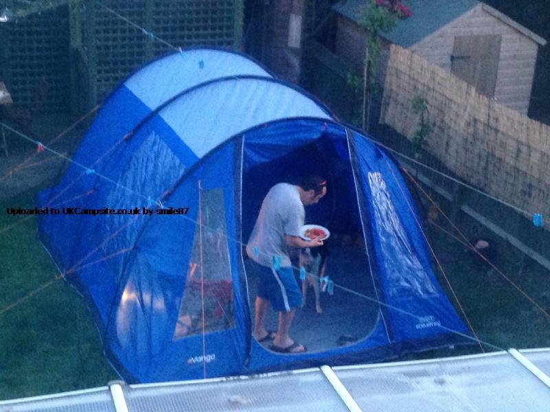 Vango Woburn 500 Tent Reviews and Details