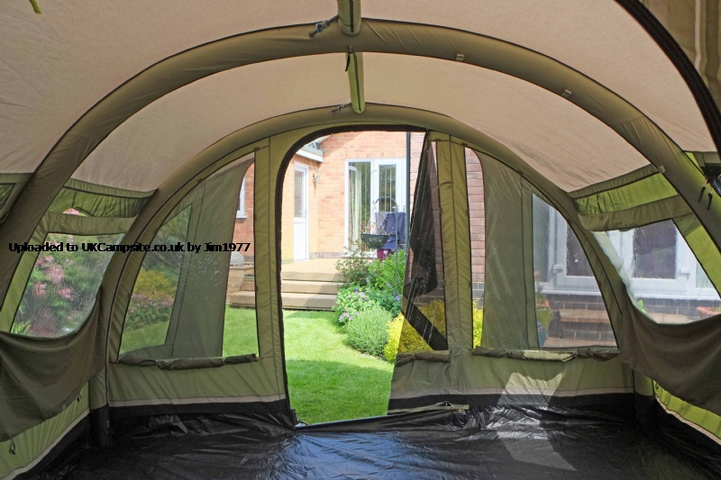 If ... & Outwell Harrier XL Smart Air Tent Reviews and Details