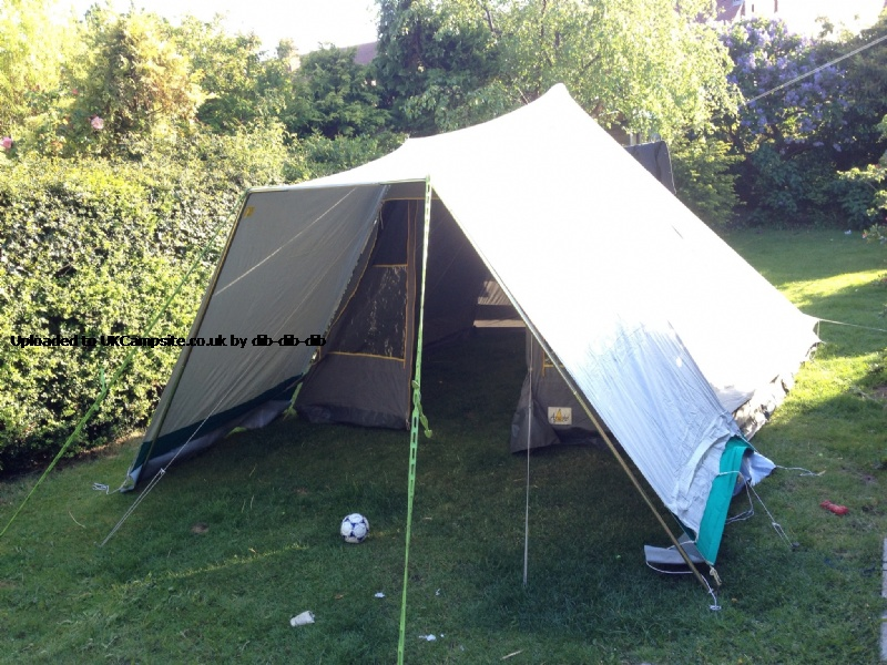 If ... & Cabanon Pyramide 4 Tent Reviews and Details