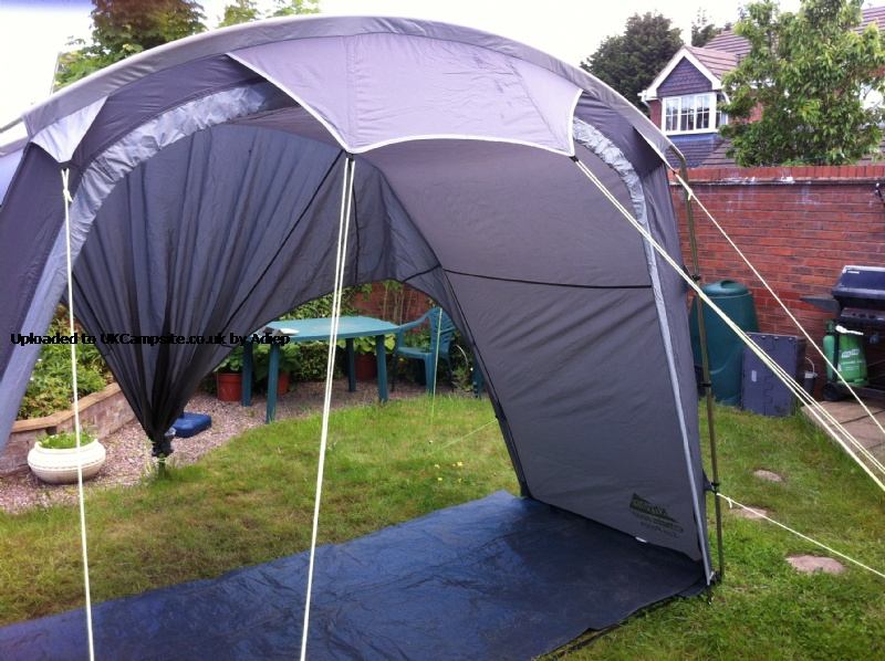 If you have a photo of this Tent Extension ... & Khyam Sun Porch Tent Extension Reviews and Details